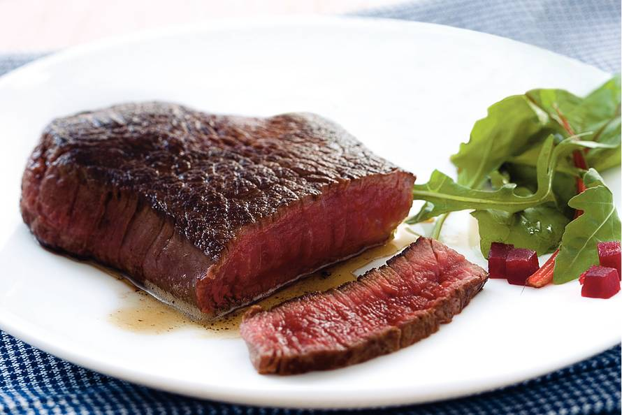 biefstuk hoe lang bakken