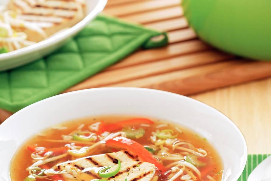 recept gebonden groentesoep