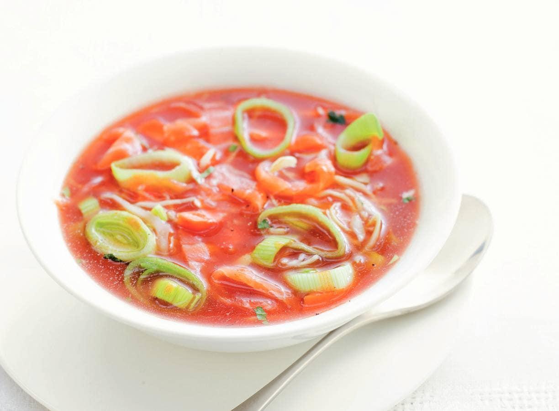 Tomaten-preisoep