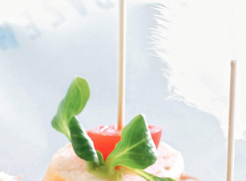 Pincho met tonijnsalade