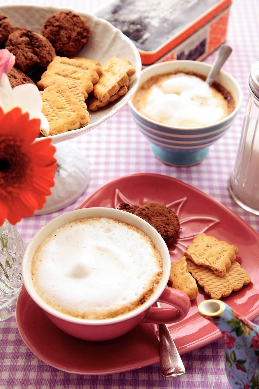 Vanillecappuccino