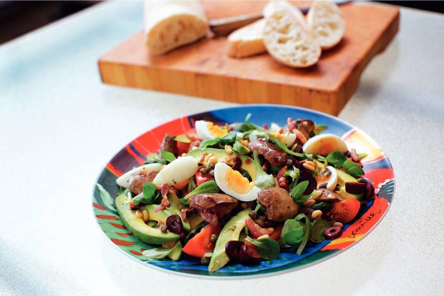 Salade Paysanne de Clémentine