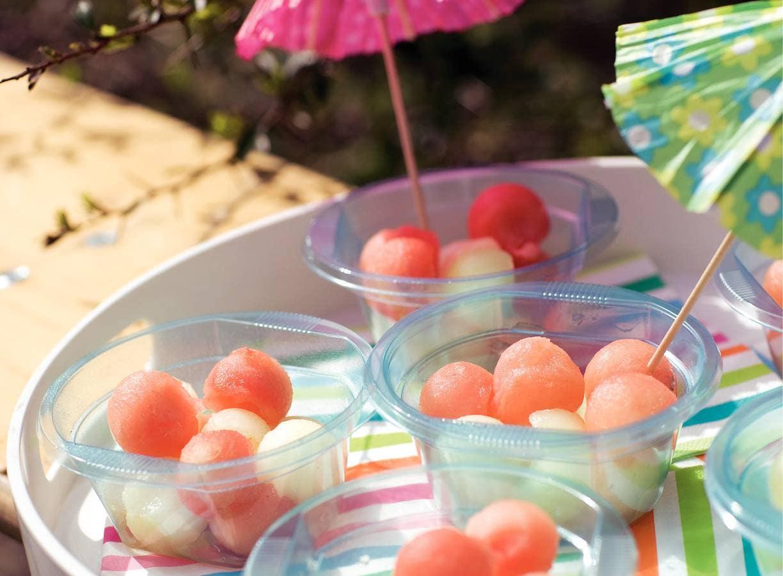 Meloenbolletjes