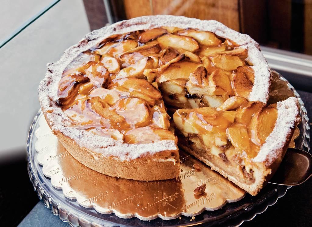 Ouderwets lekkere appeltaart