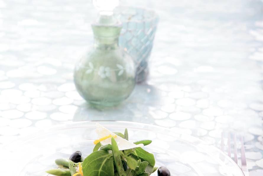 Mini-boontjessalade
