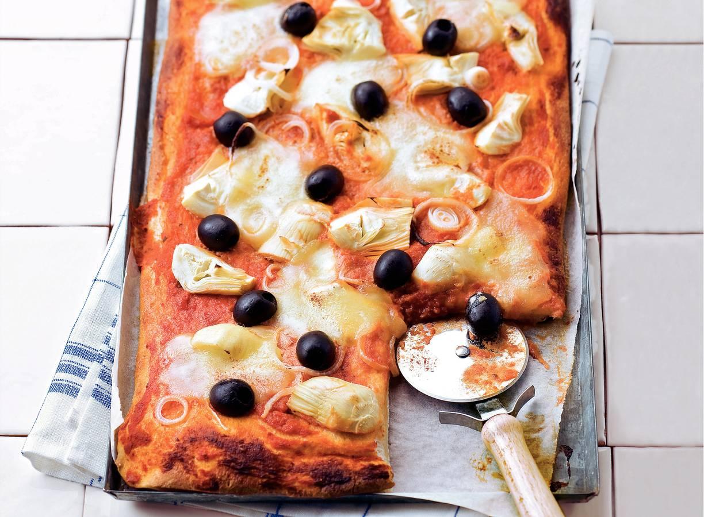 Artisjokpizza's