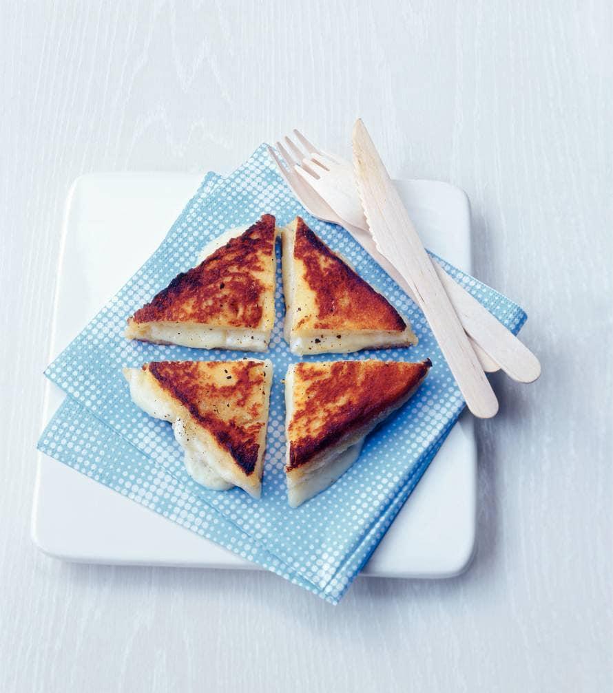 Mozzarella-tosti