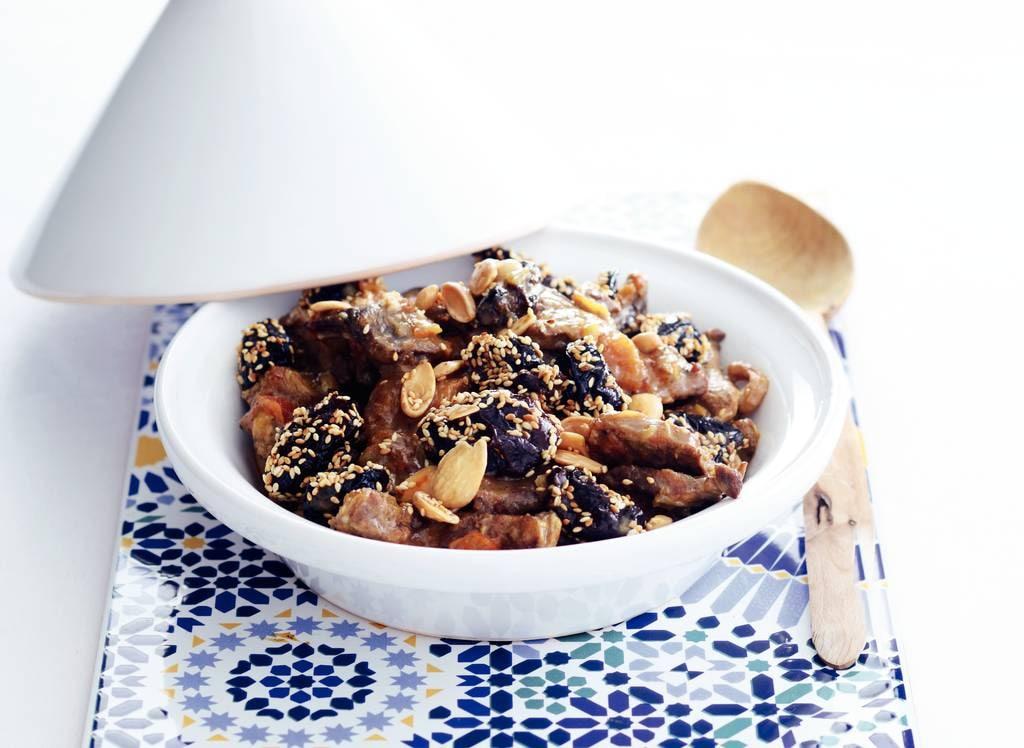 Marokkaanse recepten met pruimen