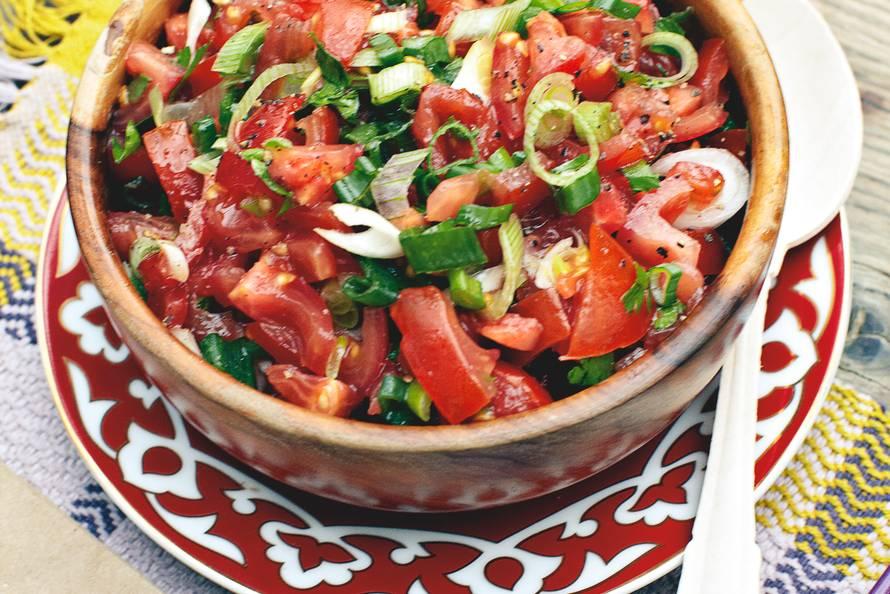 Snelle tomatenrelish