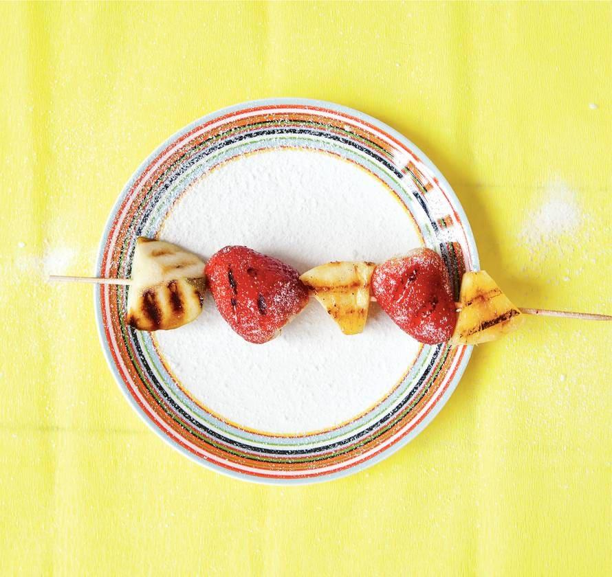 Fruitstokje