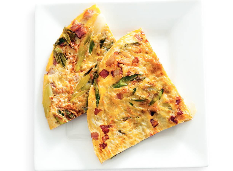 Ui-spek-frittata
