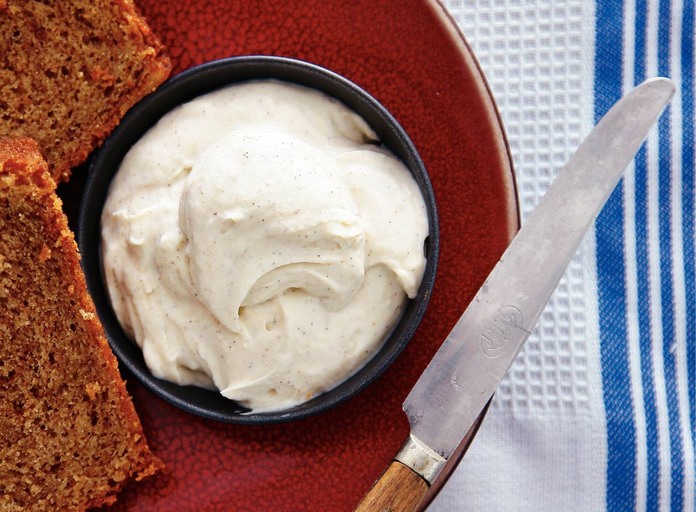 Vanille-kaneelyoghurt
