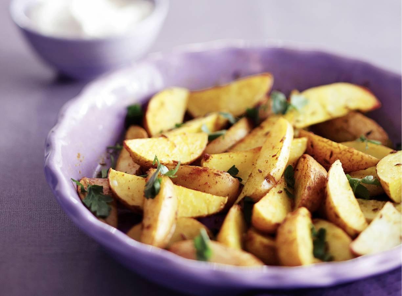Indiase aardappeltjes