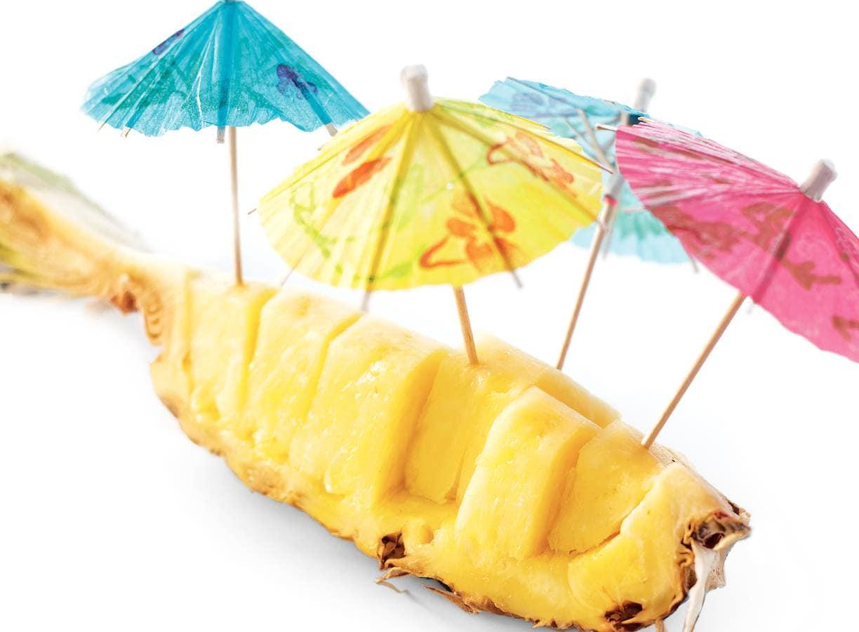 Ananasschuitje