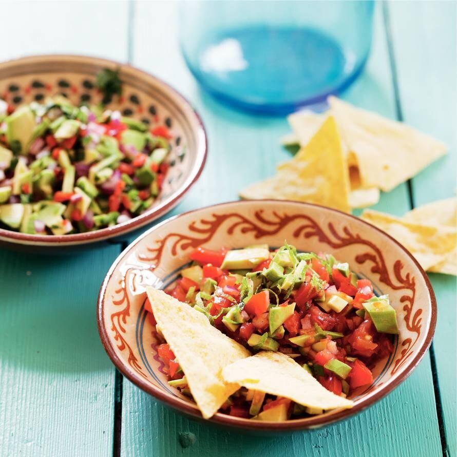 Dos salsa's