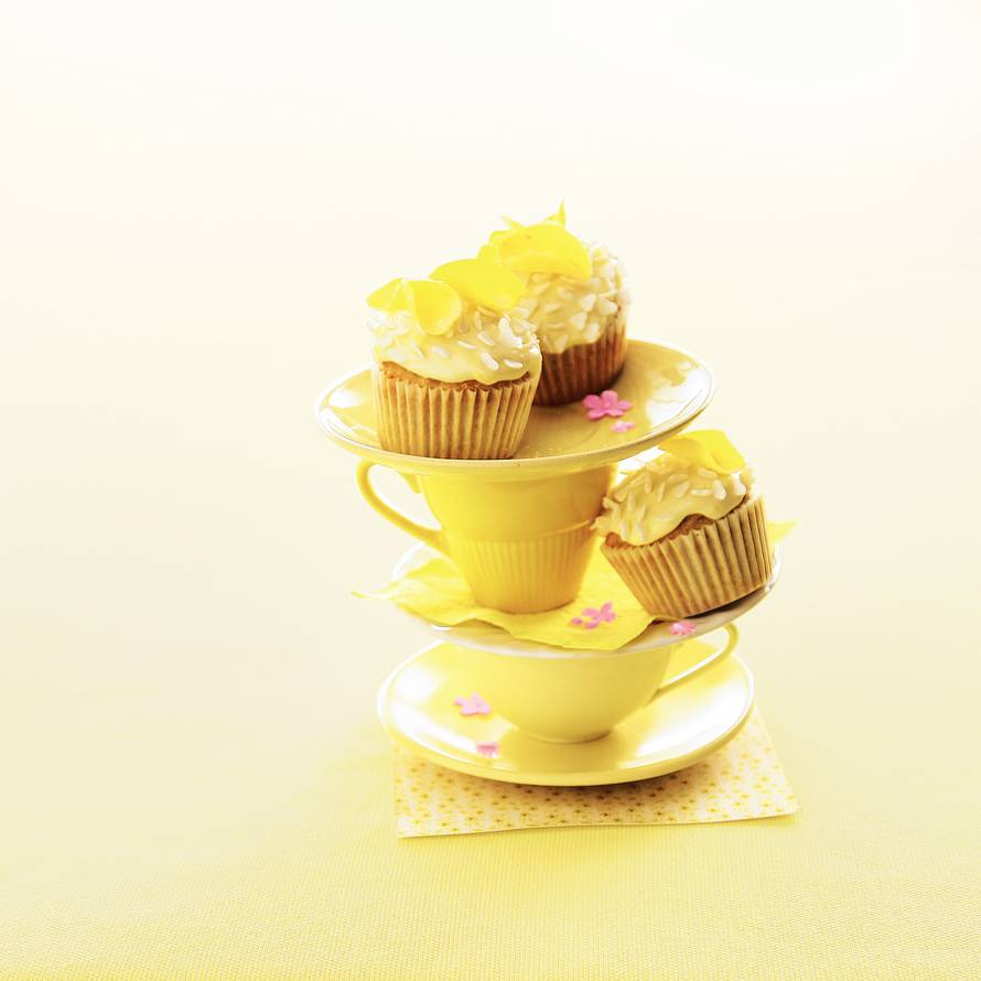 Wortelcupcakes met creamcheese