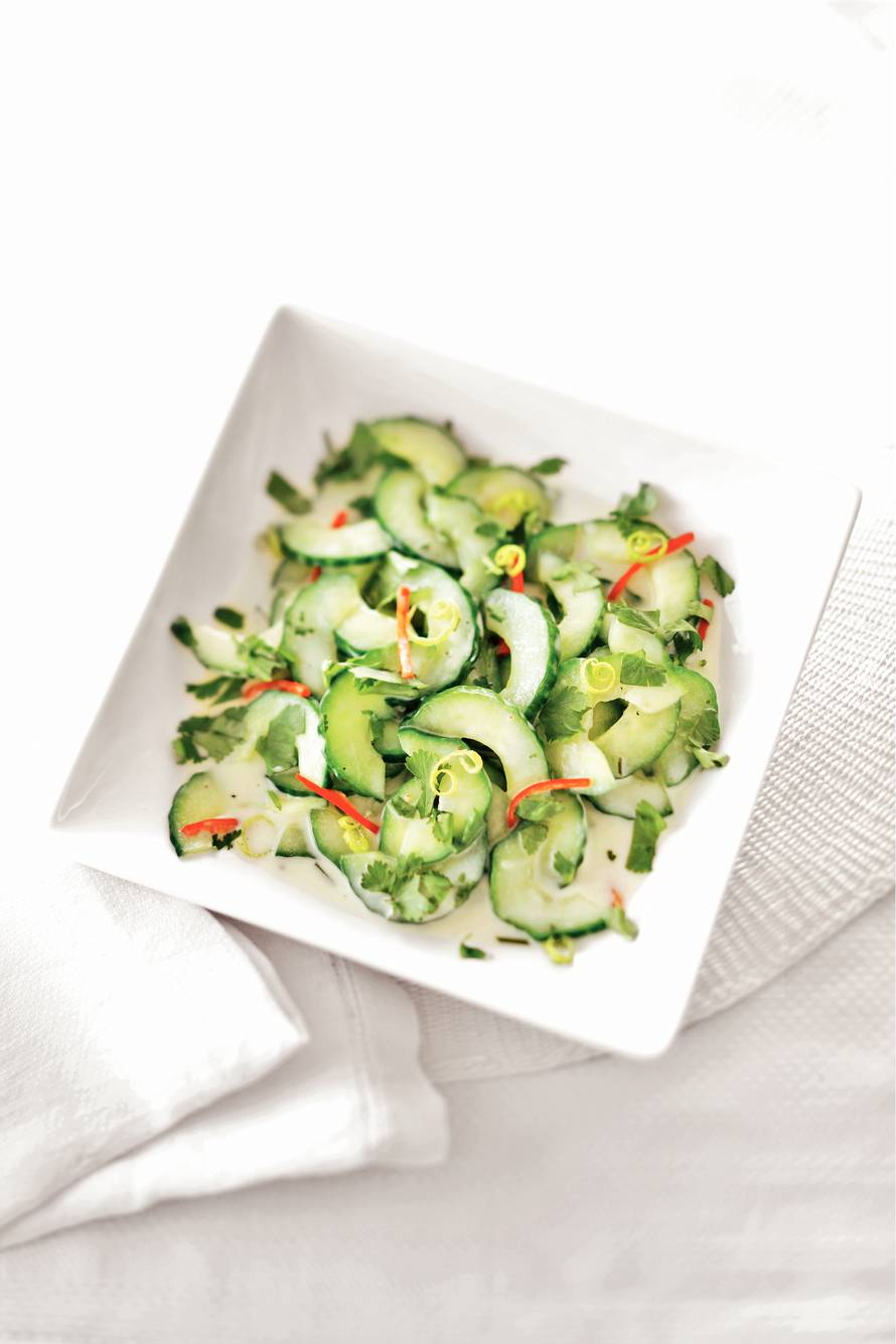 Aziatische komkommer