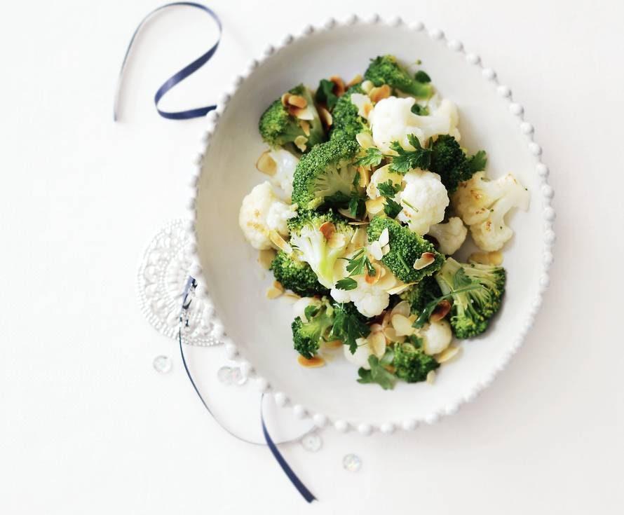 Broccoli met bloemkool