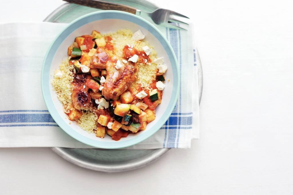 Griekse recepten met kip