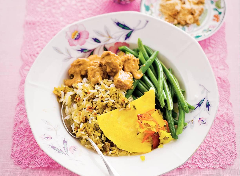 Mini-rijsttafel