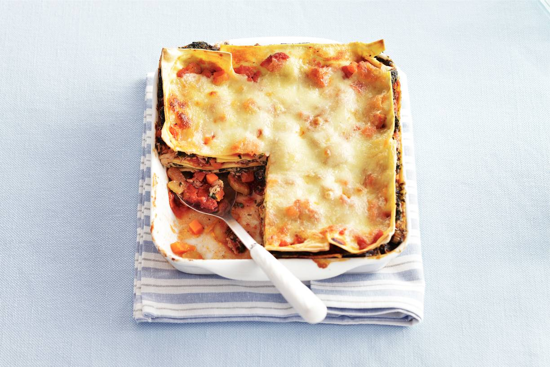 Lasagne met tonijn