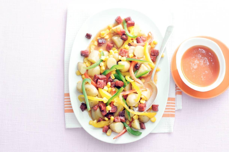 Spaanse krielsalade