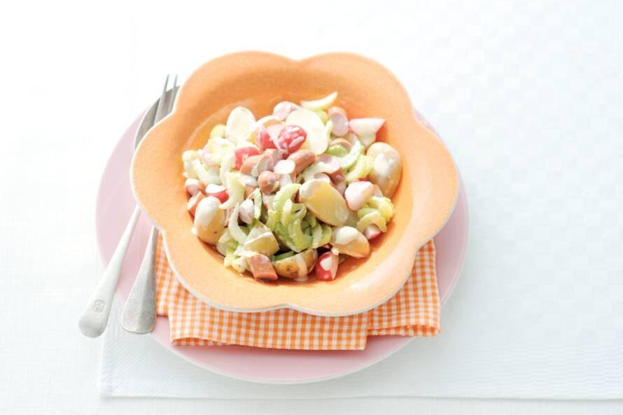 Deense salade