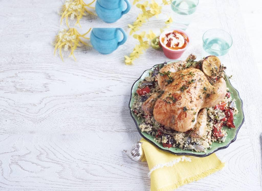 Marokkaanse recepten met kip