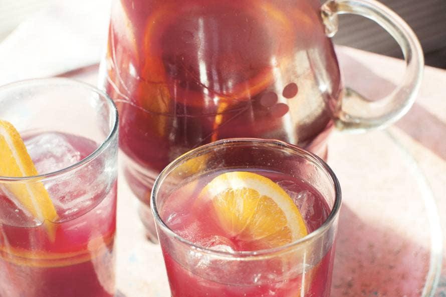 sangria - recept - allerhande - albert heijn