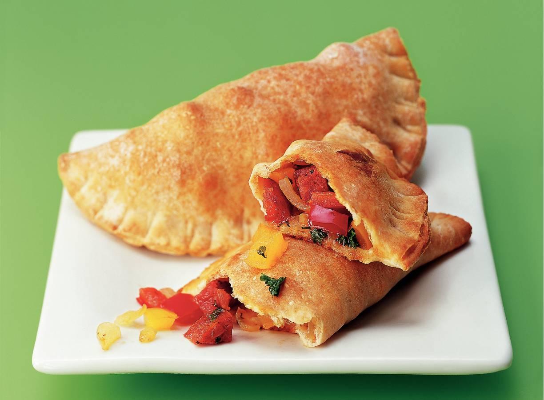Empanada's met chorizo