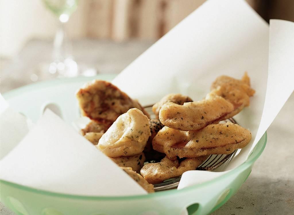 Gefrituurde groente-en vleeshapjes - Albert Heijn