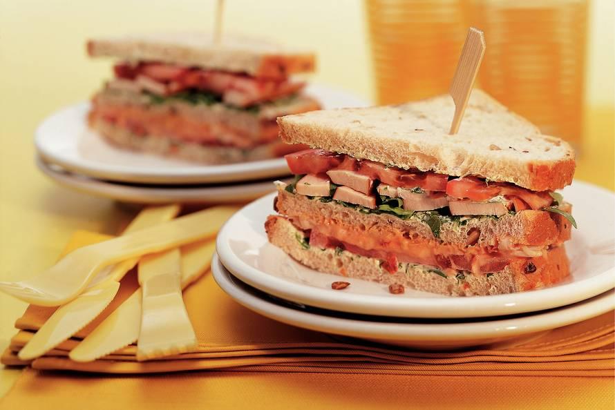club sandwich recepten