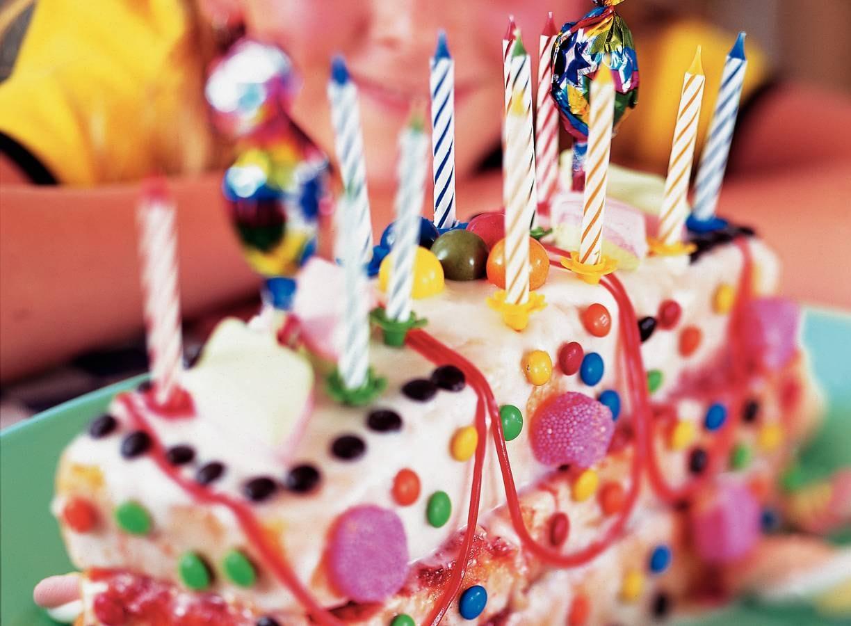 Mega partycake