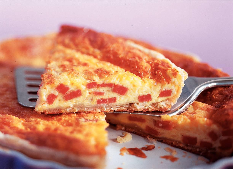 Hartige taart met Smac