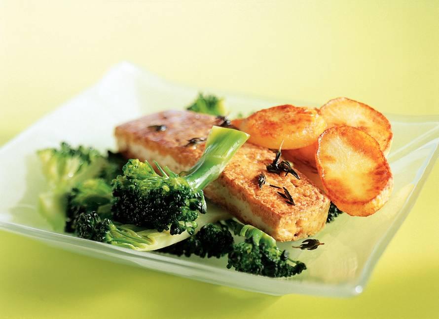Broccoli met tofu