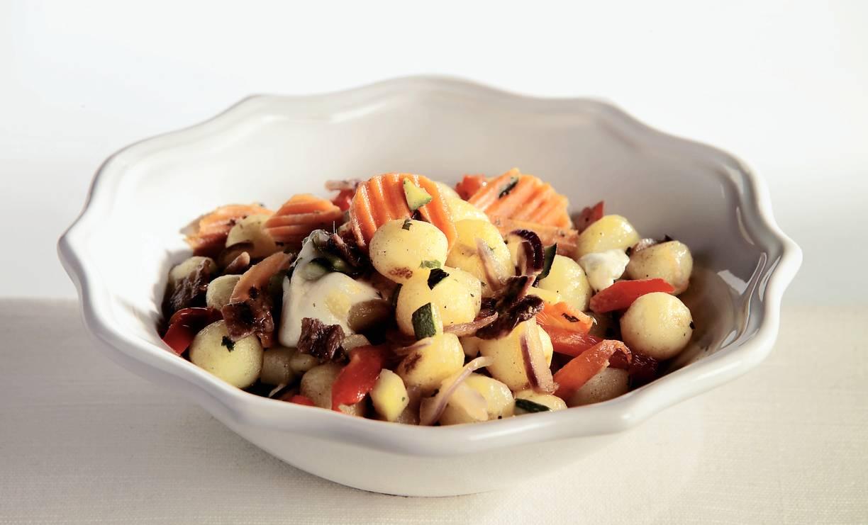 Provençaalse aardappelschotel