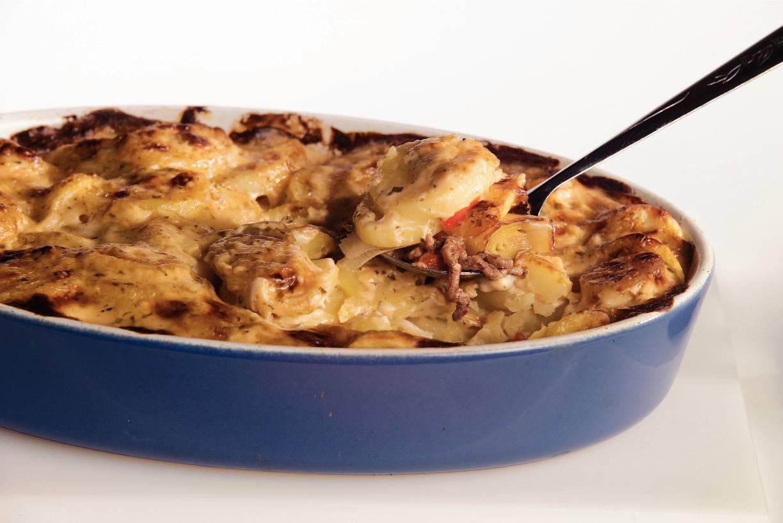 Aardappelovenschotel