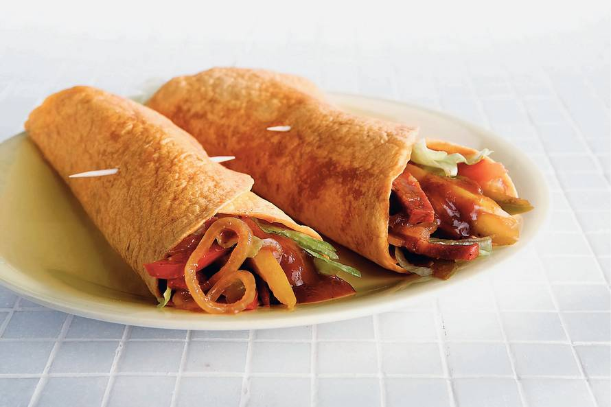 Spaanse wraps