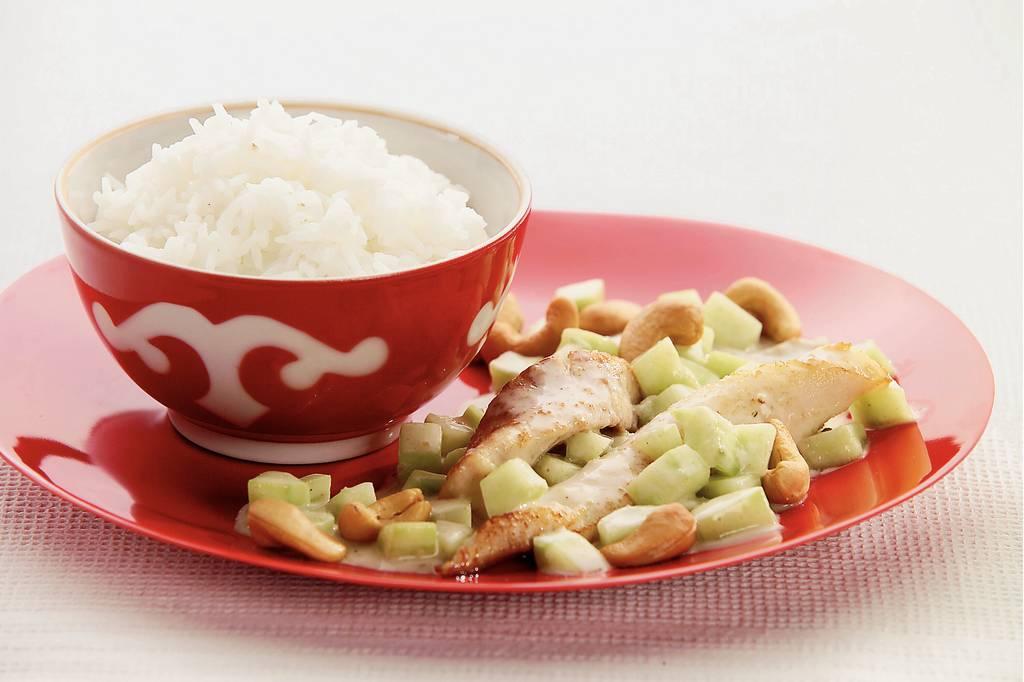Thaise wokschotel met citroengras - Albert Heijn