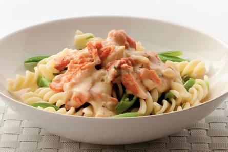 pasta recepten met vis