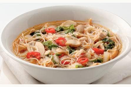 kip soep