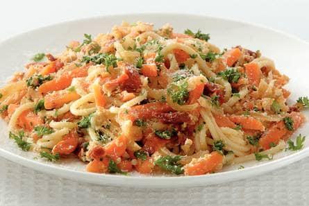 vegetarische recepten pasta