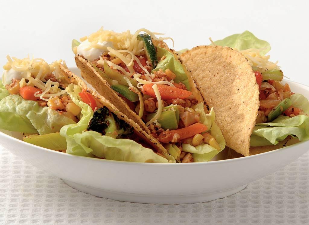 Vega-taco's met kaas - Albert Heijn