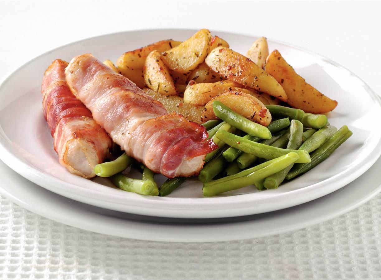 Tonijn met Toscaanse aardappelpartjes