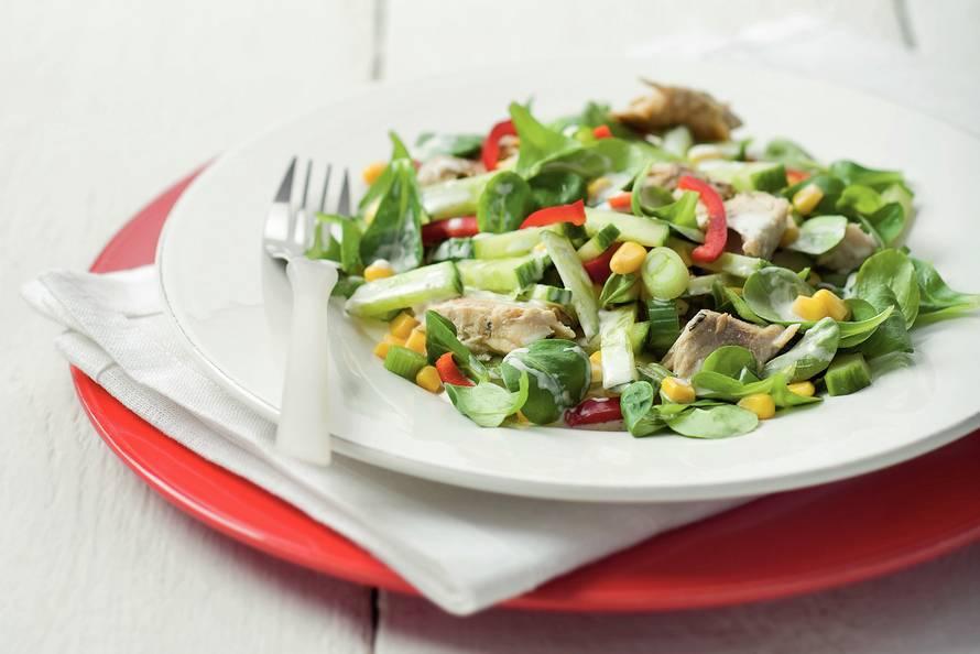 recept frisse zomersalade