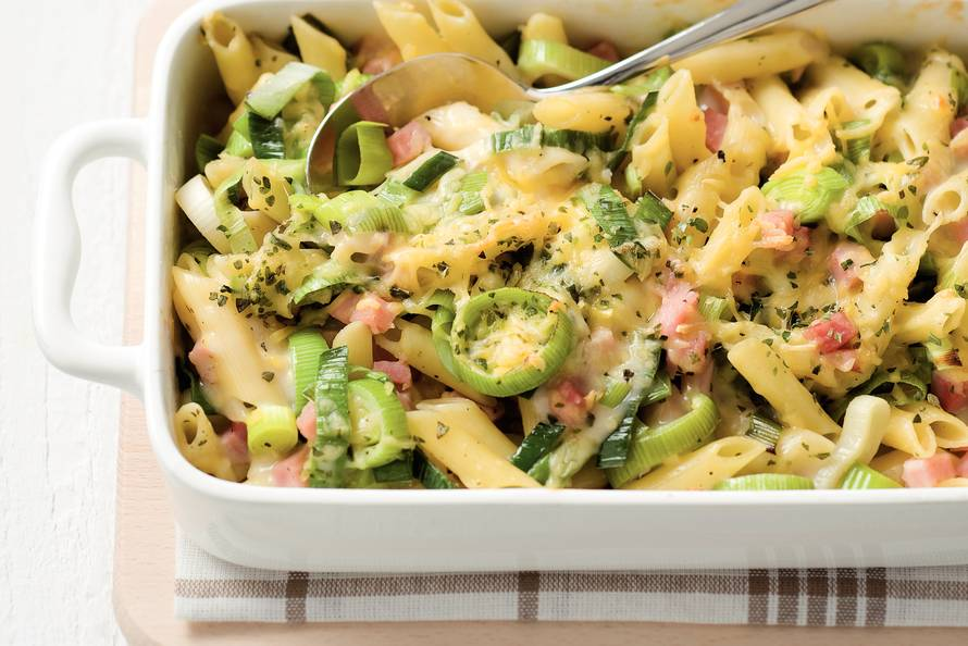 avondeten pasta