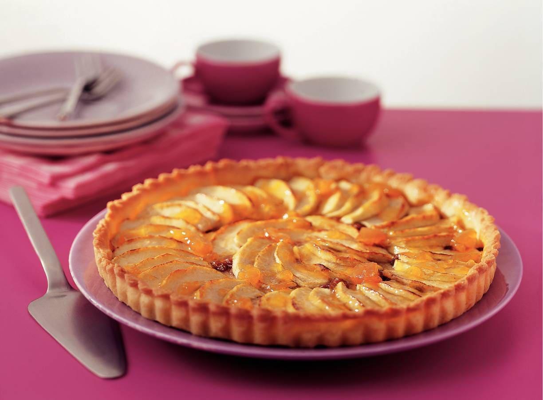 Franse appeltaart met calvados