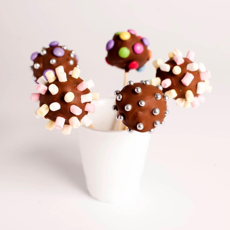 Spikkel cakepops