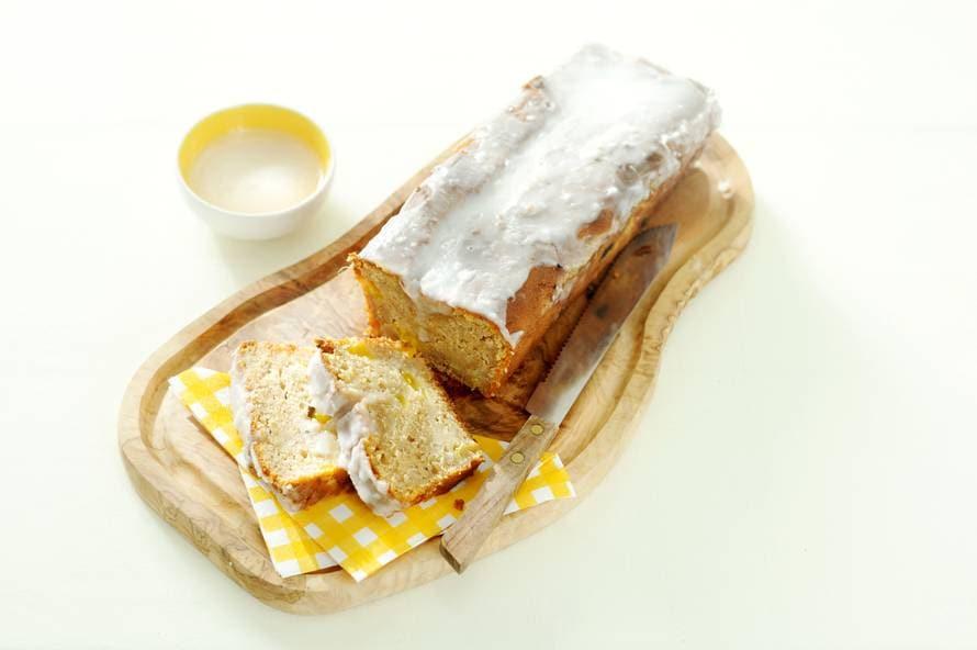 bananenbrood met mango - recept - allerhande - albert heijn