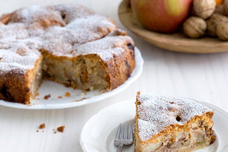 Canadian apple pie